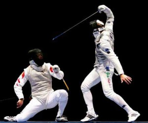 A Fencing Club at South?! What's Fencing?