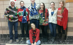 Ugly Sweater Day at South