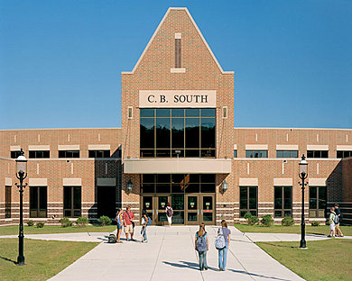 Get ready for another year at C.B. South! Photo Courtesy CBSD
