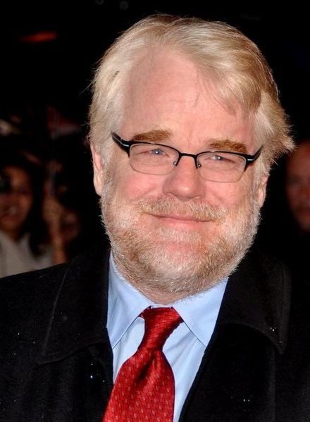 Hoffman in 2011 at a premiere of