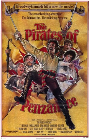 South's Pirates of Penzance: An Entertaining Musical Comedy