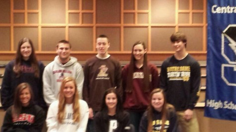 Senior Athlete Signings