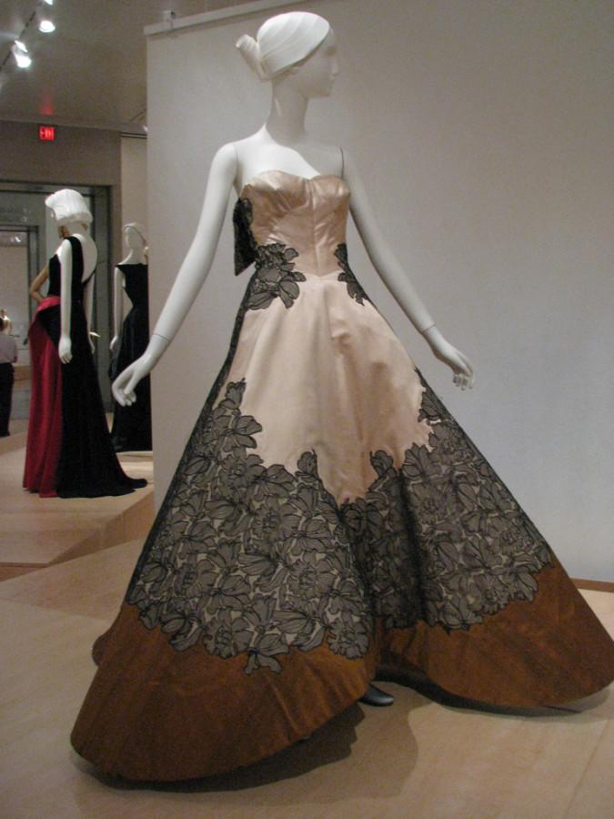 One of Charles James's designs, which will be showcased at the exhibit  Photo from C-Monster via Flickr under Creative Common license