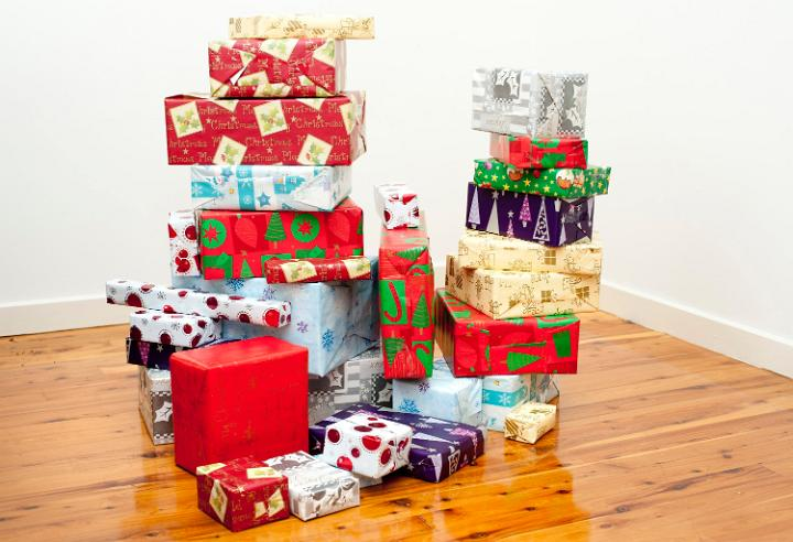 Get into the gift giving spirit! Photo via christmasstockimages.com under Creative Commons license