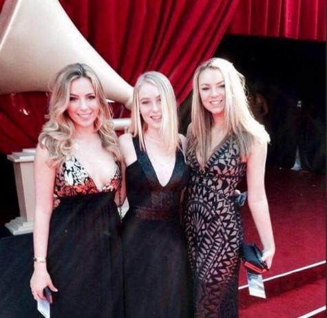 Student Spotlight: Lauren Lima at the Grammy's
