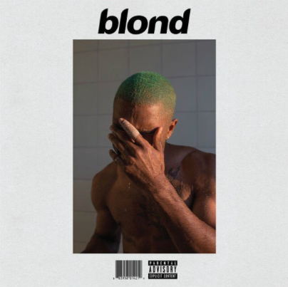 "Frank Ocean's Highly Anticipated ""Blonde"""