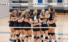 CB South Girl's Volleyball Team Makes Playoffs
