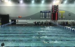 South Girl's Swim Team Defeats CB East