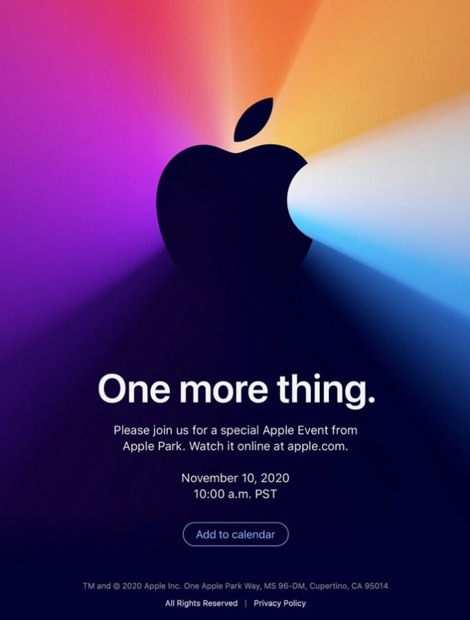 Apple Has One More Thing