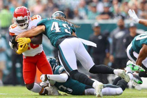 Eagles Versus Chiefs Week 4